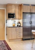 แต่งห้องครัวสวยๆด้วยไม้