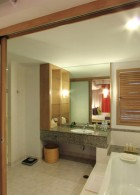 ออกแบบห้องน้ำ ภายในห้องนอน รีสอร์ท