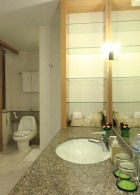 อ่างล้างหน้า ชุดสุขภัณฑ์ห้องน้ำ แต่งสวย