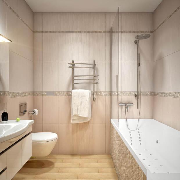 for 5m2 bathroom design