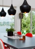 โคมไฟแขวนเพดานในครัว
