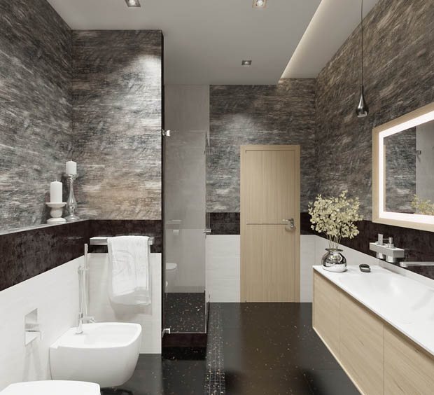 แต่งห้องน้ำสวย « บ้านไอเดีย เว็บไซต์เพื่อบ้านคุณ