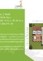 แปลนสร้างบ้าน ฟรี 1 ชั้น 2 ห้องนอน