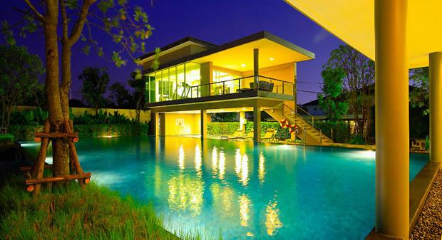 บ้านใหม่ ราคา 3-5 ล้าน รามอินทรา