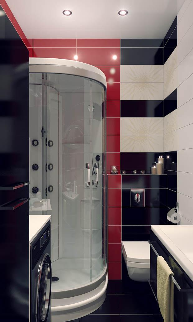 ห้องน้ำโมเดิร์น « บ้านไอเดีย เว็บไซต์เพื่อบ้านคุณ