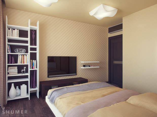 โคมไฟติดเพดานสีขาว