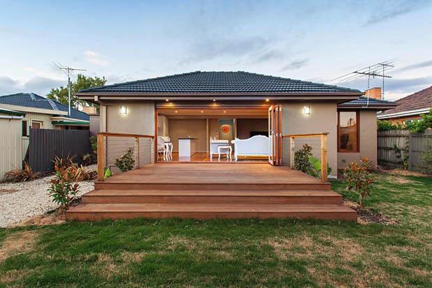 ระเบียง ชานบ้านไม้ บ้านไอเดีย เว็บไซต์เพื่อบ้านคุณ