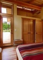 ประตูไม้ ประตูห้องนอน