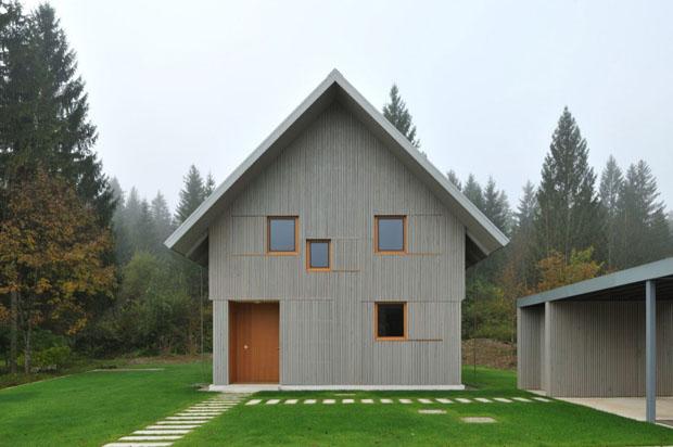 แบบบ้านไม้ หน้าต่างสไลด์เลื่อน