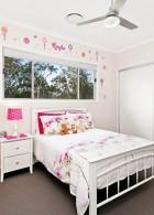 ห้องนอนสีขาว น่านอน