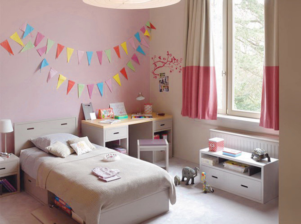 couleur mur chambre bebe fille maison design. Black Bedroom Furniture Sets. Home Design Ideas