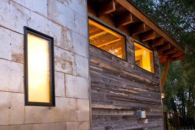 ไอเดียสร้างบ้านไม้สวยๆ