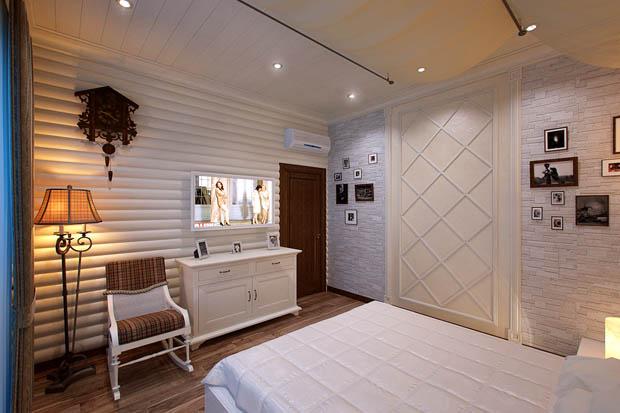 ห้องนอนมีระเบียง