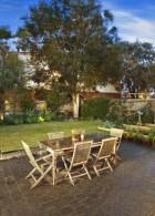 ภาพการจัดสวน นั่งเล่น หลังบ้าน