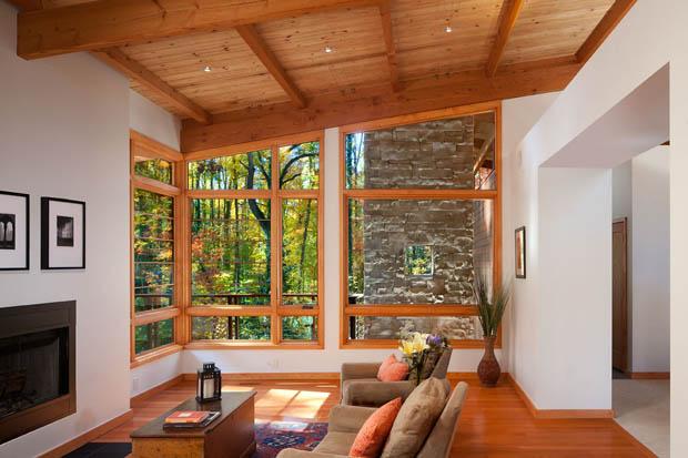 บ้านไม้ ตกแต่งสวย