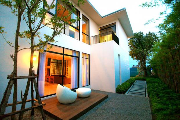 โครงการบ้าน Zenmura Modern Zen Living