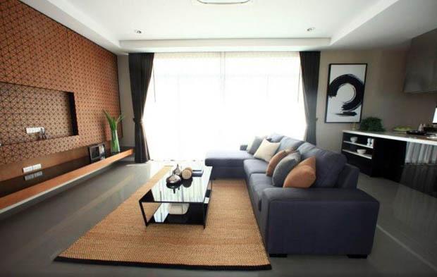 ตกแต่งบ้านสไตล์ Modern Zen Living