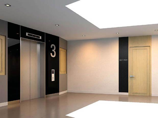 ลิฟท์ คอนโด Bangkok Feliz