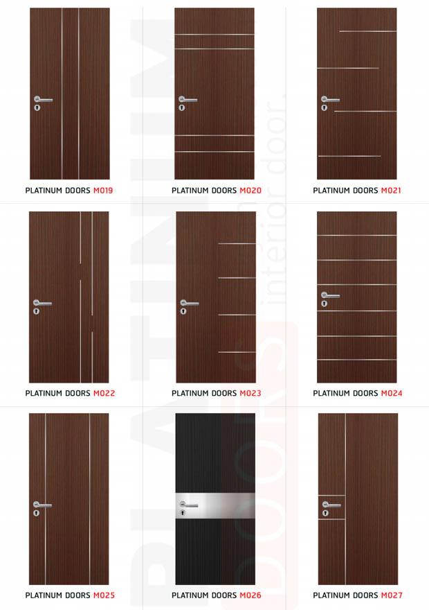 การเลือกซื้อประตู ประตูบ้าน ประตูห้อง