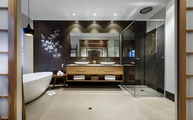 ภาพห้องน้ำกว้างๆ สวยมาก