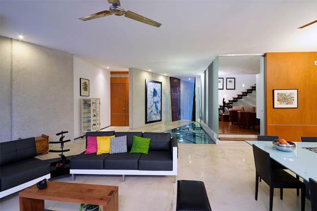 การตกแต่งบ้าน สไตล์ Loft Modern Art