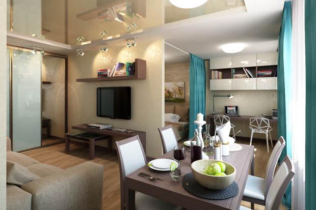 แบบอพาร์ทเม้นท์สวยๆ