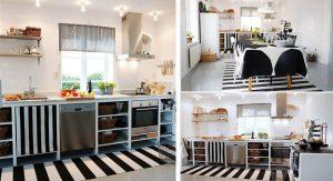จัดห้องครัวใหม่