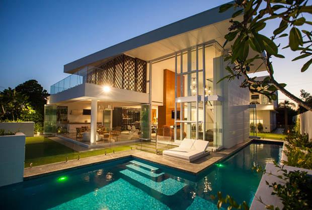 แบบบ้านสวยมากๆ สวยที่สุด