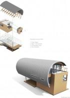 โมเดลบ้านไม้ 3D ออกแบบสวย