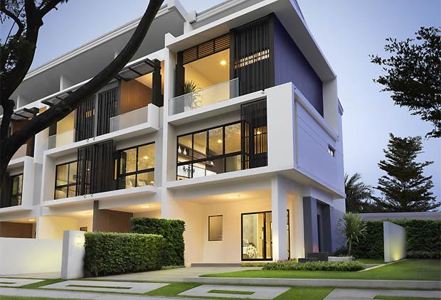 บ้านใหม่ รามอินทรา ทาวน์โฮม 2 ชั้น
