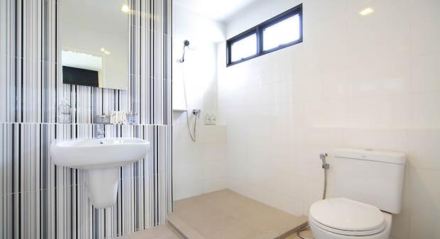 ห้องน้ำ ทาวน์โฮม 2 ชั้น