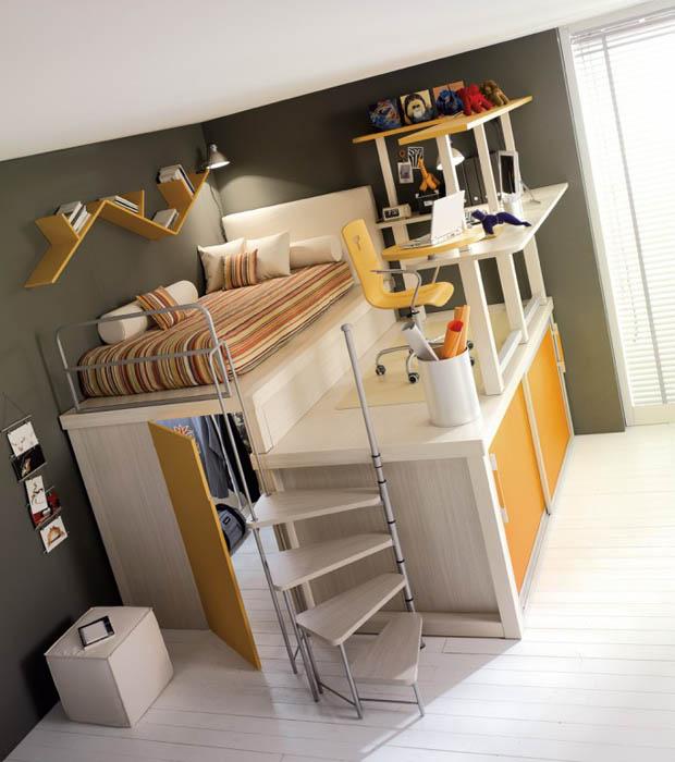 รูปภาพห้องนอนสวย ขนาดเล็ก