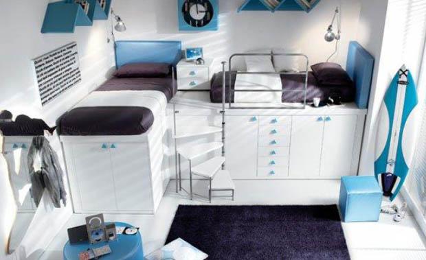 เฟอร์นิเจอร์ห้องนอน เก็บของใต้เตียง