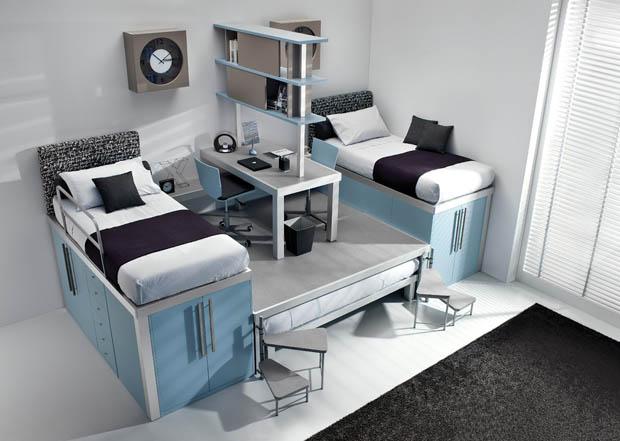 รวมแบบห้องนอนสวย ขนาดเล็ก