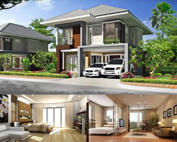บ้านหาดใหญ่ โครงการบ้านราคาถูก