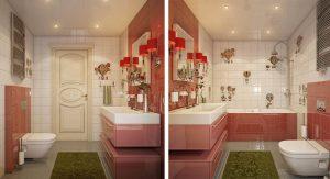 ห้องน้ำสีหวาน