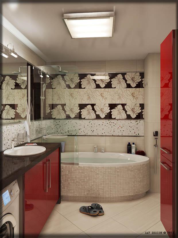 อ่างอาบน้ำทรงรี