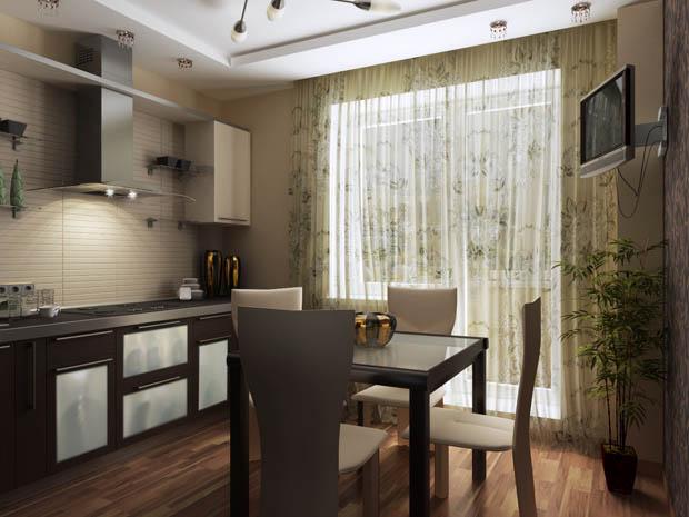 แบบห้องครัวสวย