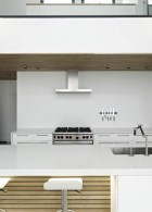 เครื่องดูดควันไฟ ทำอาหารในครัว