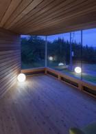 การออกแบบชานระเบียงไม้