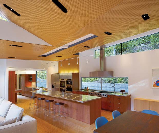 ห้องครัวแบบเปิด โมเดิร์น