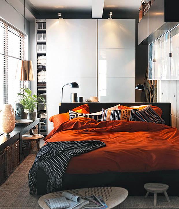 แบบห้องนอนรกๆ แต่สวย