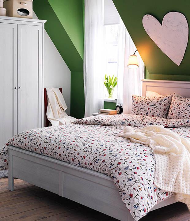 ผ้าปูที่นอน IKEA
