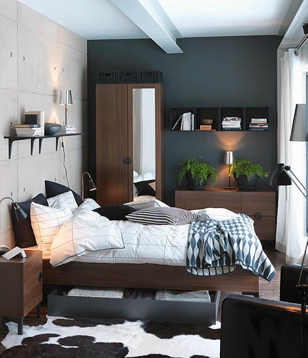 เฟอร์นิเจอร์ ห้องนอนสวย จาก IKEA
