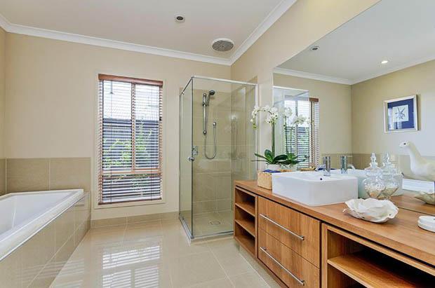 แต่งห้องน้ำสวย
