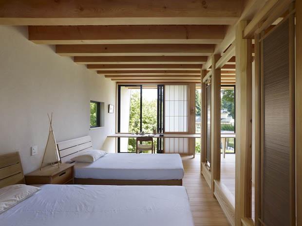 แต่งห้องนอน แบบญี่ปุ่น