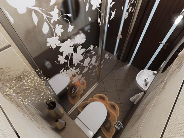 แปลนห้องน้ำสวย