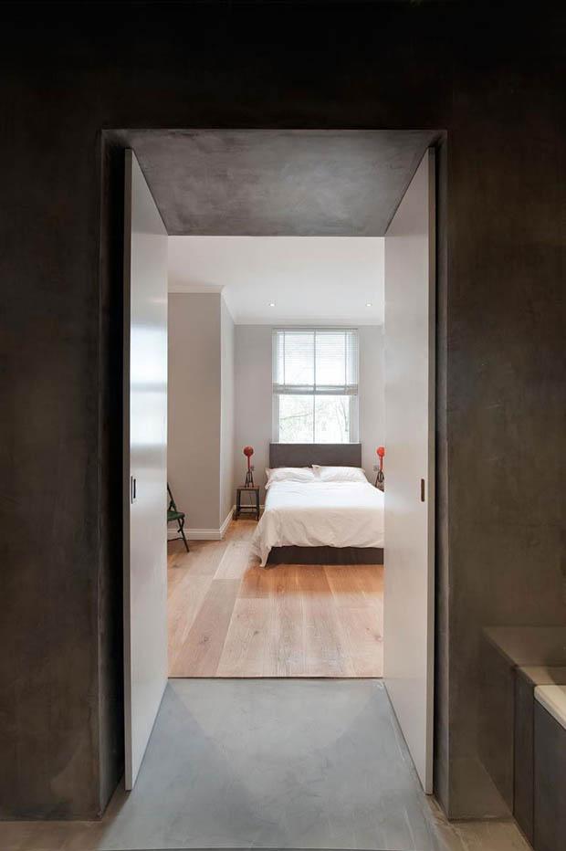 ประตูห้องนอน