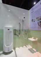 ชุดสุขภัณฑ์ห้องน้ำ สำหรับผู้พิการ