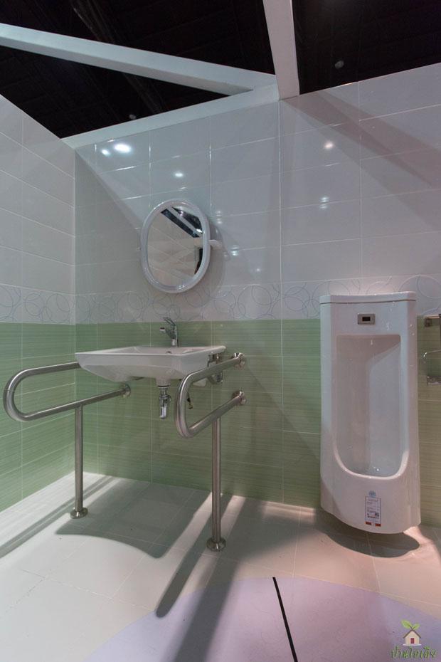 เครื่องใช้ในห้องน้ำ สำหรับผู้พิการ ผู้สูงอายุ